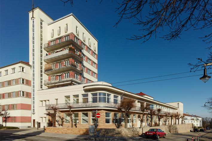 """Wohngebäude """"Schönblick"""" (Stuttgart) – schleicher.ragaller freie Architekten"""