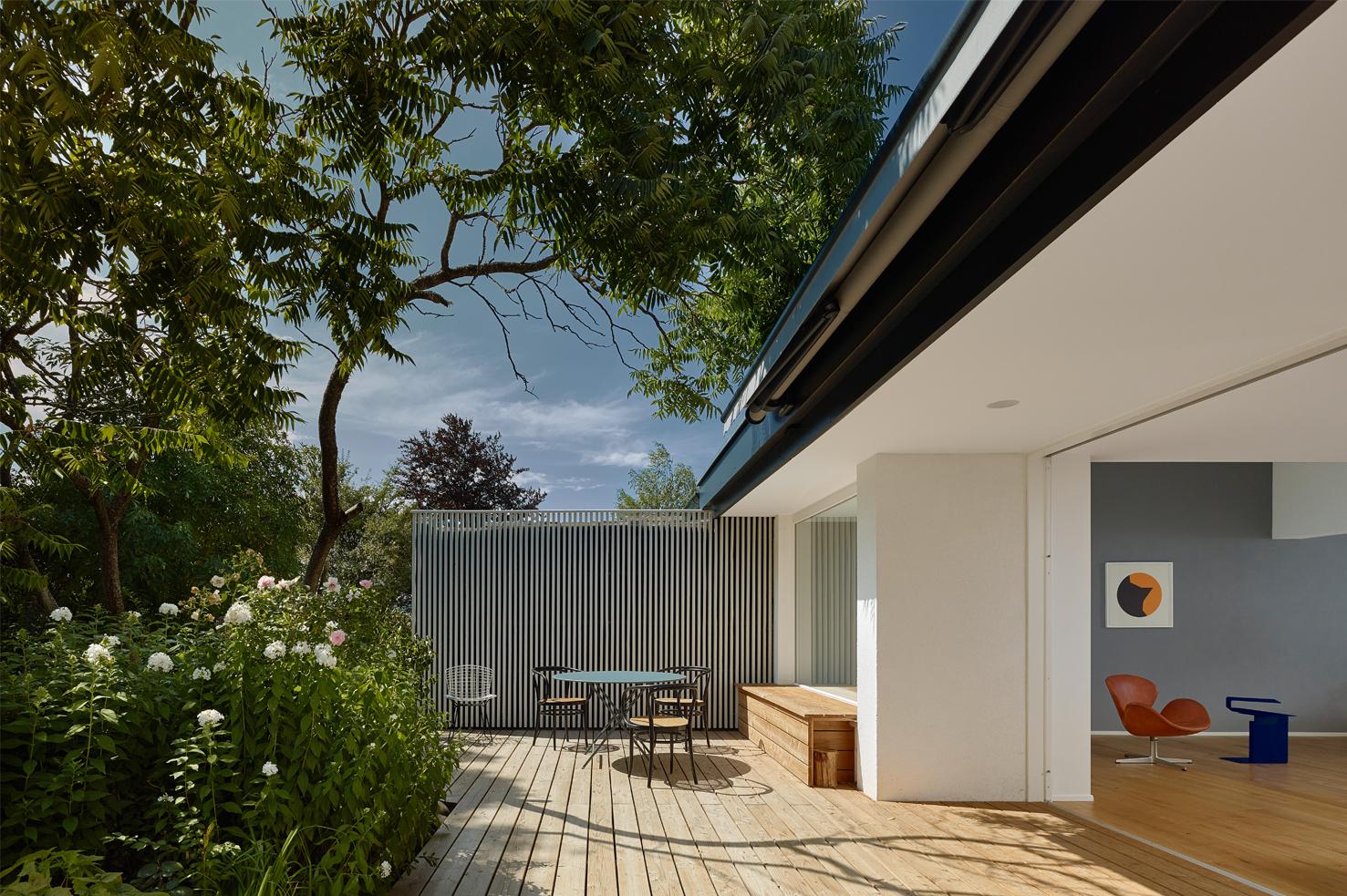 wohnhaus s waldenbuch freie architekten. Black Bedroom Furniture Sets. Home Design Ideas
